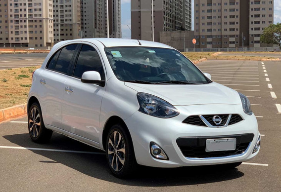 Nissan March Sl 1.6 16v Flex - 2015