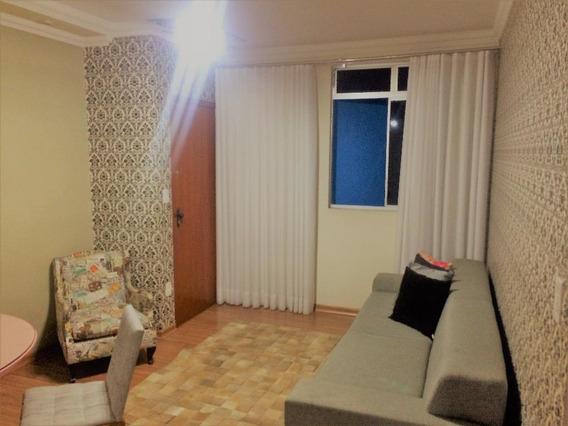 Apartamento 3 Quartos / Suíte Arvoredo Contagem. - Ibh1566