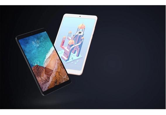 Tablet Xiaomi Mi Pad 4 Wifi 8 64gb/4gb - Preto Lacrado