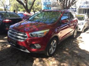 Ford Escape Trend Ecoboost 2017 Seminuevos