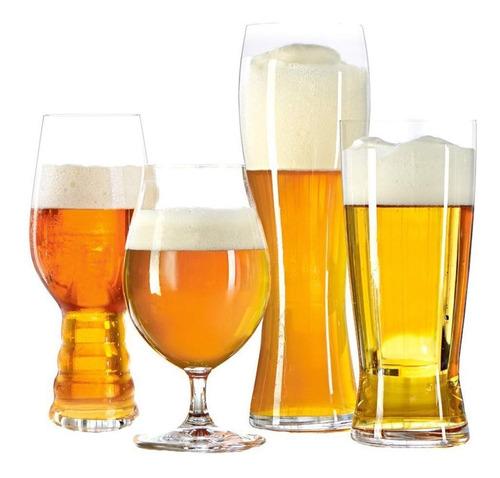 Imagen 1 de 5 de Set Tarros Cerveceros Cerveza Copas Cerveceras Cristal Vidrio Aleman Europeo Juego De Tarros Modelo Kit