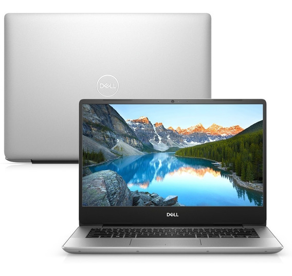 Notebook Dell I14-5480-u40s Ci7 16gb 1tb+128gb Ssd 14 Linux