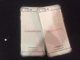Forro Antigolpe Ballistic iPhone 7 / 8 Plus Tienda Fisica