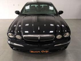 Jaguar X-type 2.5 Sport 2007 Preto Gasolina