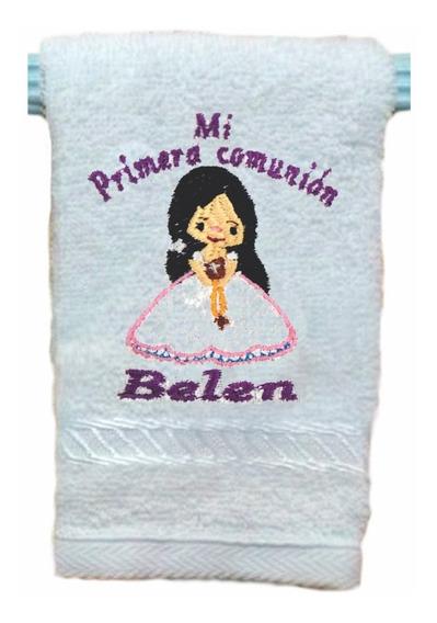 Toallas Bordadas Personalizadas Bodas 15 Años Baby Shower