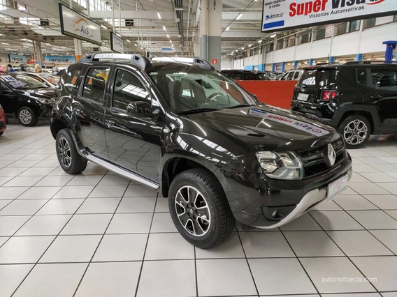 Renault Duster 1.6 16v Dynamique Sce 5p 2017