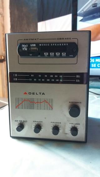 Mini Sisten Delta Dbr 465 Com Usb