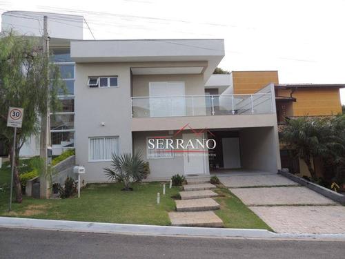 Casa Com 3 Dormitórios À Venda, 248 M² Por R$ 1.250.000,00 - Condomínio Vila Di Treviso - Vinhedo/sp - Ca0691