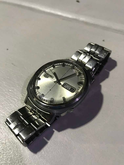 Relógio Seiko Japan 21 Automatic Jewels 6119-6003 Raro!