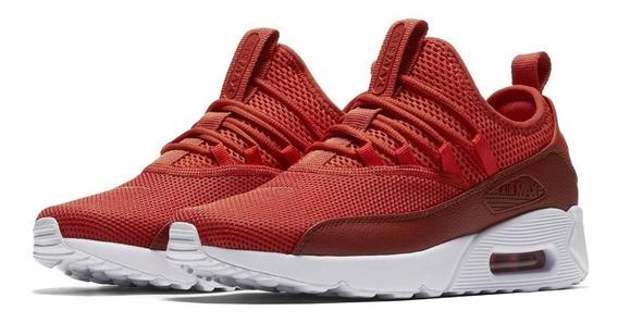 Zapatillas Mujer Nike Air Max 90 Ez Rojo 38 8us Envio Gratis