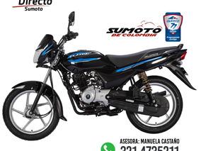Discover Platino 110 2019! Nueva,crédito Inmediato Medellín!