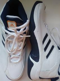 Tenis adidas Non Marking U.s.a Size 7 Tamanho 35-36 Basquete