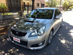 Subaru Legacy 2.5 Gt Awd Cvt 7ma Si Drive 300hp 2010