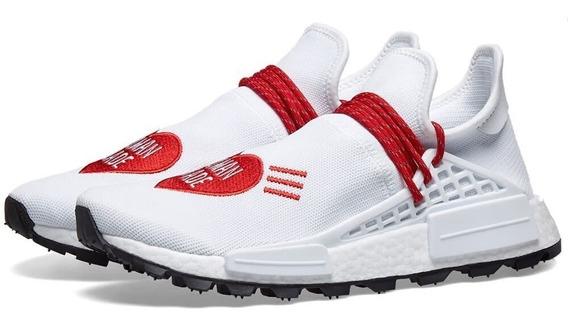 Tenis adidas Nmd Hu Pharrell Williams Human Made Yeezy Eqt