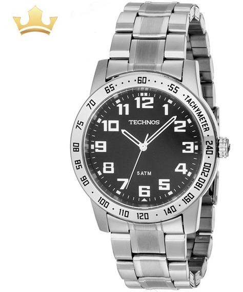 Relógio Technos Masculino 2035xh/1p C/ Garantia E Nf