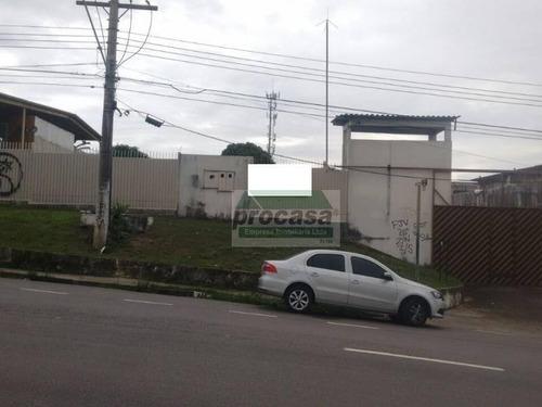 Terreno À Venda, 3500 M² Por R$ 4.000.000,00 - Cachoeirinha - Manaus/am - Te0431