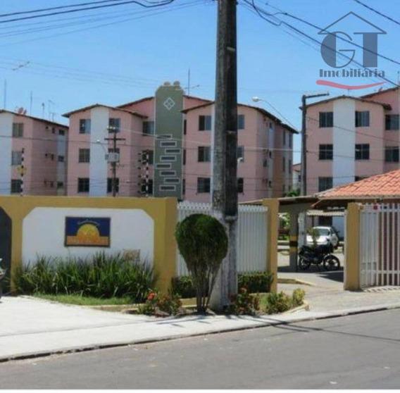 Apartamento Com 3/4 E Varanda Na Melhor Localização Do Orlando Dantas - Ap0483
