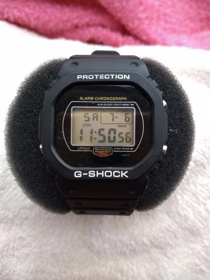 Casio G Shock Fundo De Rosca