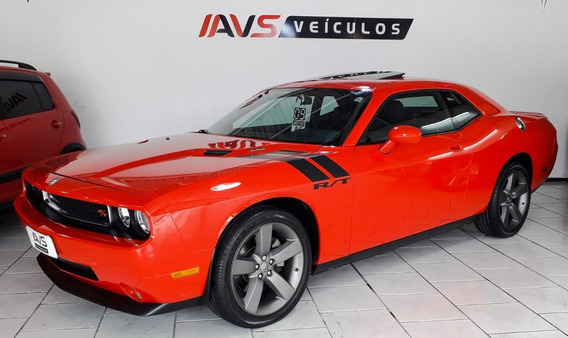 Dodge Challenger 5.7 R/t Hemi V8 Gasolina 2p Automático