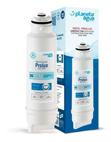 Kit Com 2 Refis  Para Purificador De Água Electrolux