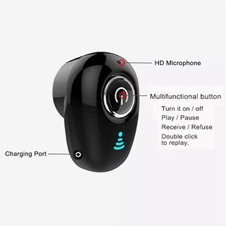 Manos Libre Mini Auricular Bluetooth In-ear For One Ear