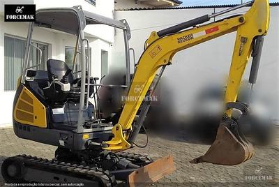 Mini-escavadeira Wacker Neuson Et20 Ref.185041