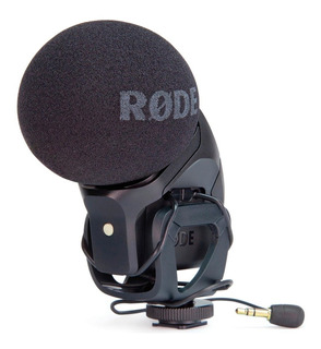 Micrófono Rode Stereo Videomic Pro Boom Cámara - Cuotas