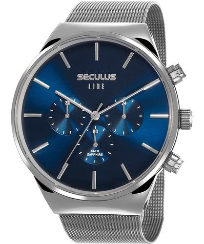 Relógio Masculino Seculus Line 35026g0svna1