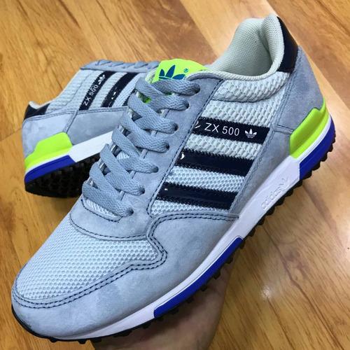 zapatillas adidas zx hombre 2017