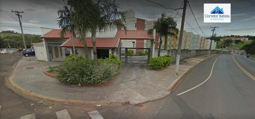 Apartamento A Venda No Bairro Jardim Marchissolo Em Sumaré - 2630-1