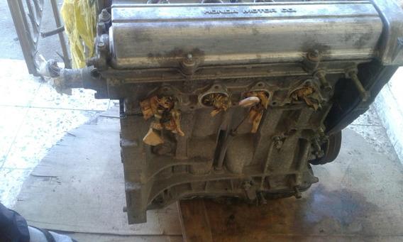 Vendo Motor (b20-2000) Con Su Transmisión De Honda Crv
