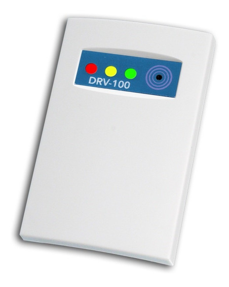 Sensor Alarma De Rotura De Vidrio Drv 100