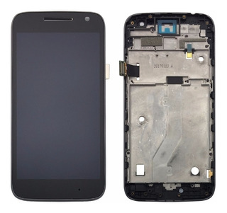 Modulo Original Display Motorola Moto G4 Play Xt1601 Gtia