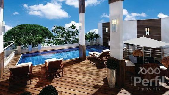 Apartamento Residencial À Venda, Bucarein, Joinville. - Ap0363