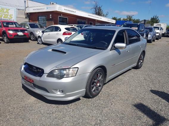 Subaru Legacy B4 2005 2.0