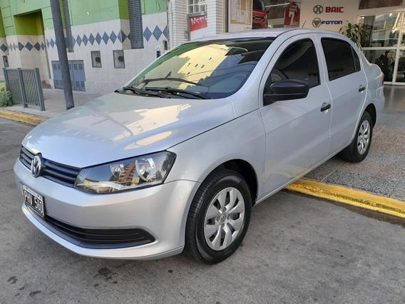 Volkswagen Voyage 1.6 Comfortline 101cv Abcp Abs 2015 Gris