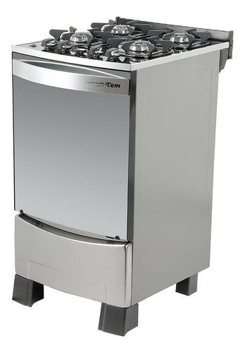 Cocina Tem Celebracion Vitro 4h Doble Llama Grill | Xenex |