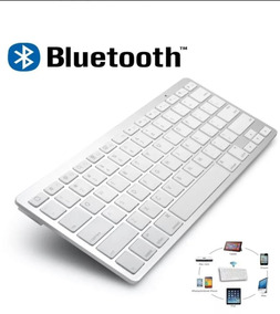 Teclado Bluetooth Padrão Mac, Android 3 4 Mini 5 Air A35