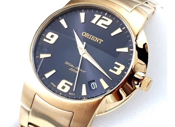 Relógio Orient Mgss1009 - Unisex - 50m - Novo, Original!