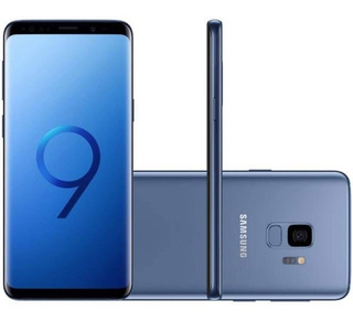 Smartphone Samsung Galaxy S9 Azul Com 128gb, Android 9.0