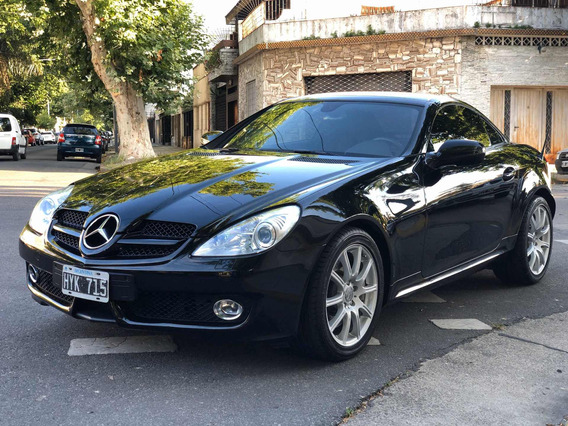 Mercedes-benz Clase Slk 3.5 Slk350 At 2009
