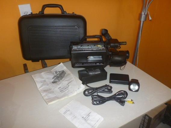 Filmadora Vhs Home Movie Camcorder 934.53734090 Não Funciona