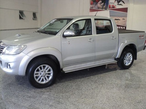 Toyota Hilux Srv Top 4x4 Cabine Dupla 3.0 Turbo Intercoole..
