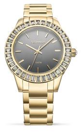 Relógio Technos 2035lty/4p - Feminino Dourado 12x Sem Juros