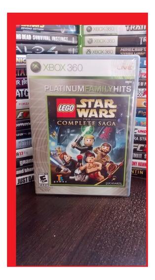 Lego Star Wars: The Complete Saga - Xbox 360 / Frete R$ 12