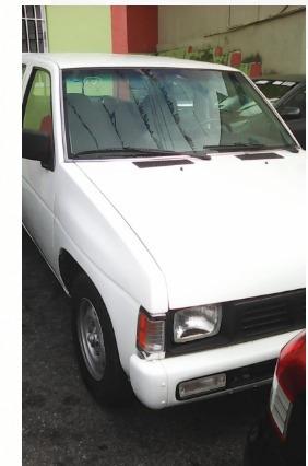 Camioneta Nissan D21 Version 2007 Cel.809-350-1345