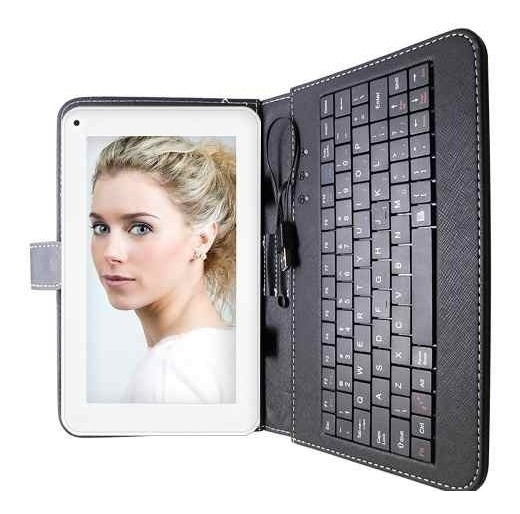 Estuche Forro Teclado Tablet 7 Pulgadas Oferta5verdes.