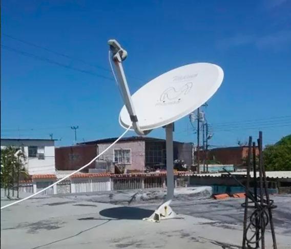 Antena Movistar Con Lnb Universal
