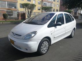 Citroën Xsara Picasso Mt2000cc Blanco Aa Dh Abs Ab