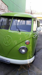 Volkswagen Kombi Corujinha 1974